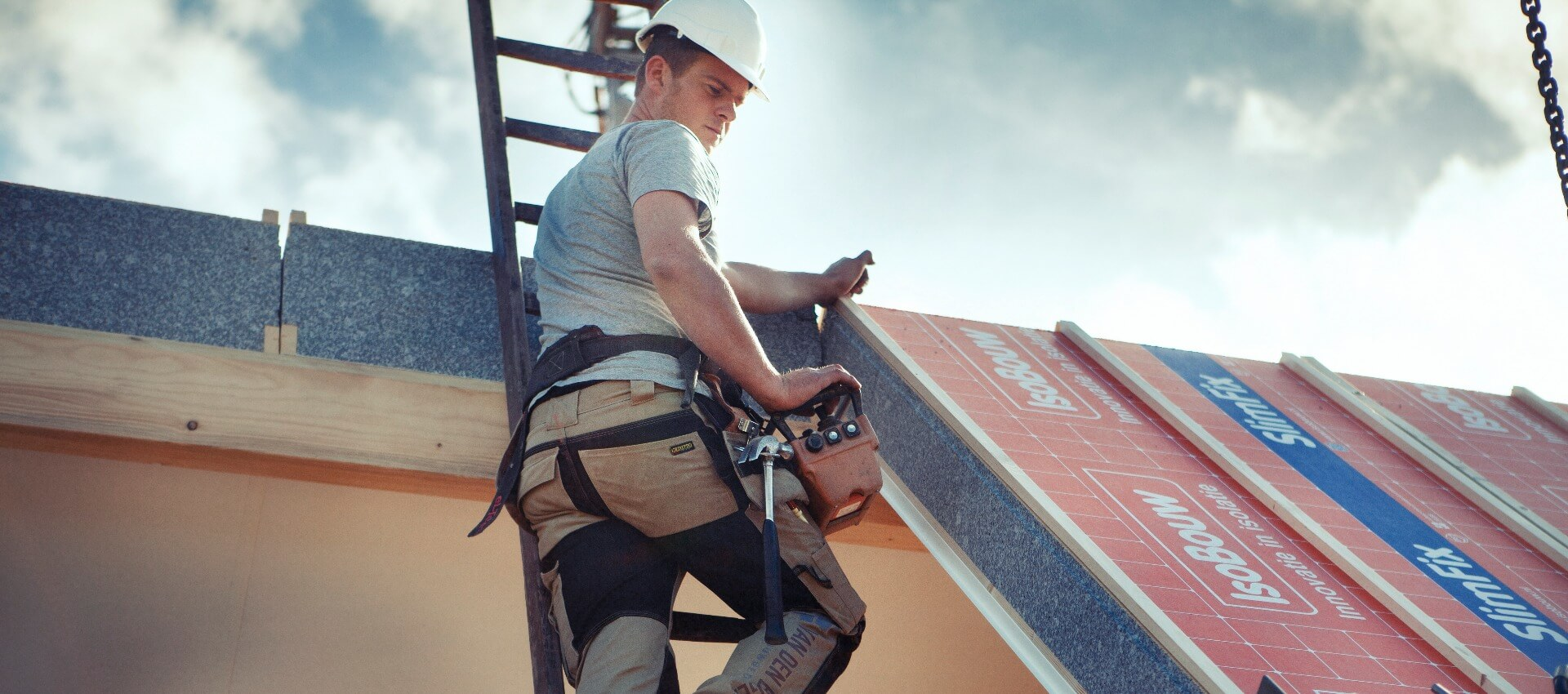 insulation for pitched roof
